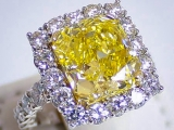 Sell_Fancy_Yellow_Diamond_Rings