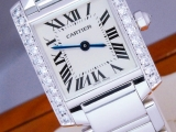 Sell_a_Vintage_Cartier_Tank_Diamond_Watch