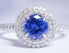 Sell a Tiffany Tanzanite Ring